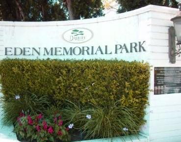 Eden Memorial Park cemetery