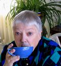 Sharon McEachern and a Cup of Joe