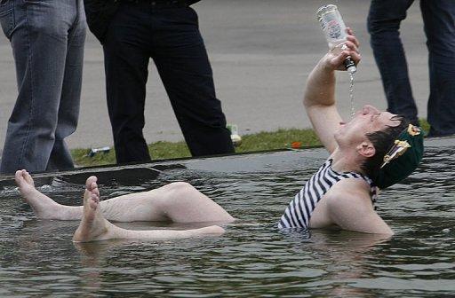 Zzzzz russian drinking