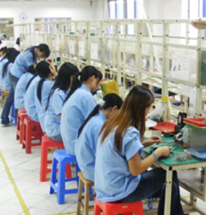 Z9 e-cig China manufacturing plant