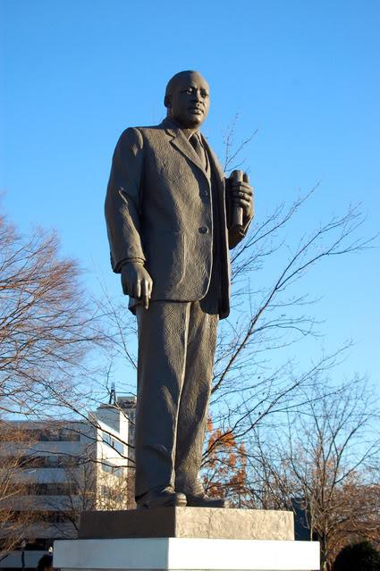 Statue 4b - Birmingham, AL