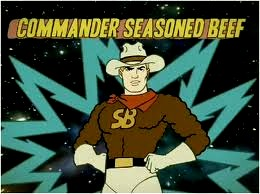 Z 14 Commander Seasoned Beef
