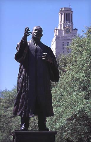 Mlk_statueUniversity of Texas -Austin