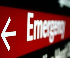 G - emergency sign
