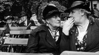 H - old gals gossip