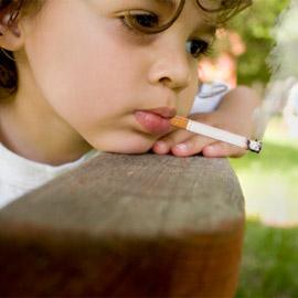 Z2 child smoker