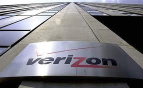 Verizon Communication headquarters in NYC
