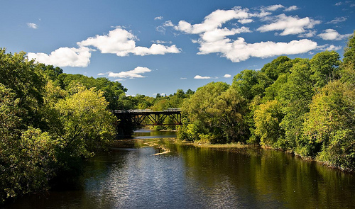 Z6 Cocheco River, N.H. - photo Flickr