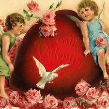 Vintage valentinee