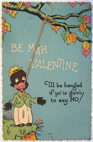 Z9 racist valentine a